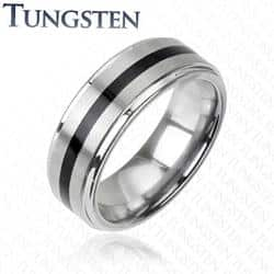Carbide Tungsten ring.